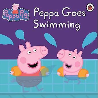 Peppa Pig - Peppa Goes Swimming - 9781409301943 Book