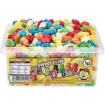 SweetZone Jelly Babies (600) pieces 960g