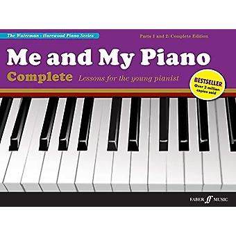 Me and My Piano Complete Edition by Marion Harewood - 9780571541508 B