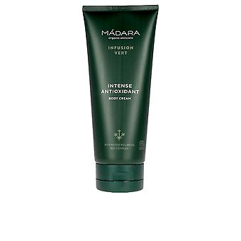 Mádara Organic Skincare Infusion Vert Intense Antioxidant Body Cream 200 Ml For Women