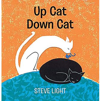 Up Cat Down Cat by Steve Light - 9781406393545 Book