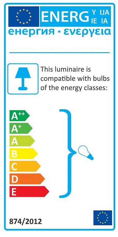 Lampada A Sospensione Pendel Bell Colore Ottone in Platica, Metallo, Tessuto, L10xP10xA163 cm