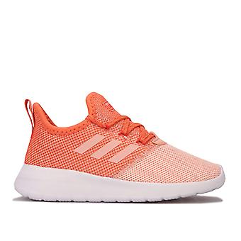 Girl's adidas Junior Lite Racer RBN Trainer in Pink