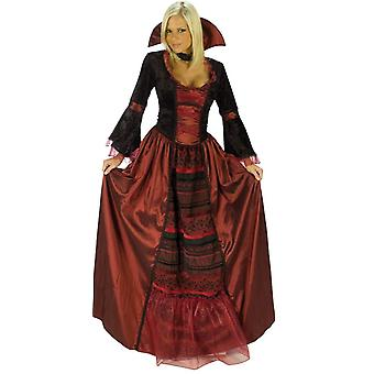 Drottningen av vampyrer Adult kostym