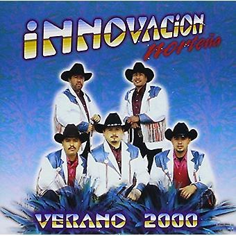 Innovacion Norteno - Verano 2000 [CD] USA import