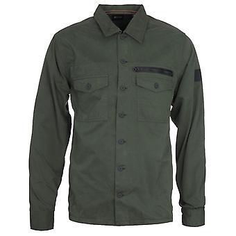 BOSS Lovel 3 Forest Green Overshirt