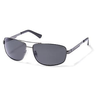 Polaroid P4314 A4X/Y2 Gunmetal/Polarised Grey Sunglasses