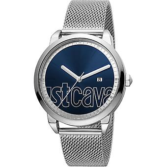 Just Cavalli Modern Watch JC1G079M0255 - Stainless Steel Gents Quartz Analogue