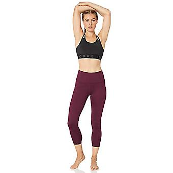 Brand -Core 10 Women's Plus Size All Day Comfort High, Fig, Size 1.0