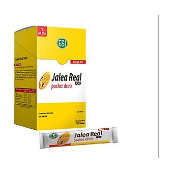 Royal jelly 1000 pocket drink 12 packets
