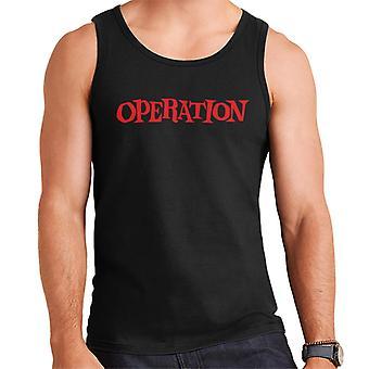 Operación Logo Hombres's Chaleco