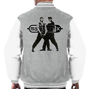 Mantronix Duo Shot Men's Varsity Jacket