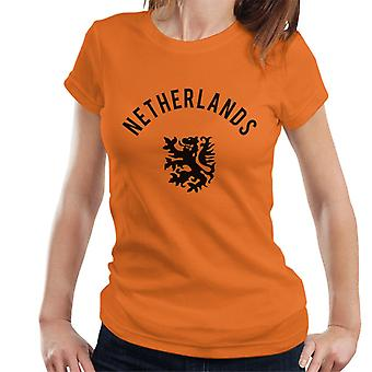 Toff Vintage Football Holland Women's T-Shirt