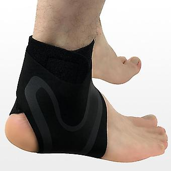Torque de compresión deportiva ajustable Elastic Ankle Brace - Sprain Prevention & Fitness