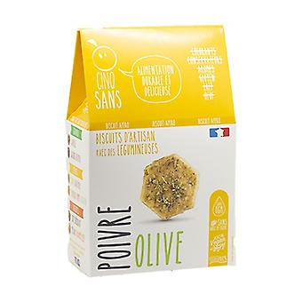 Organic Pepper Olives Cookies 100 g