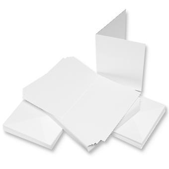 Craft UK Cards & Envelopes C6 White