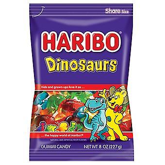 האריבו דינוזאורים סוכריות גומי