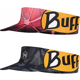 Buff Unisex Ape-X CoolNet UV + packable stretch urheilu juoksu visiiri hattu