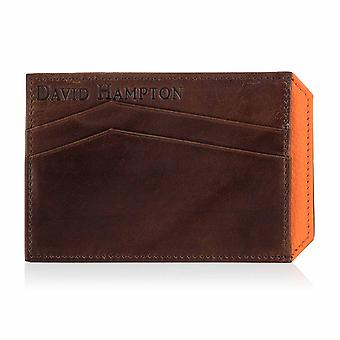 Camden Leather Slim Card Holder