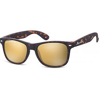 Solbriller Unisex av SGB Brown (Turtle) (MS1-XL)