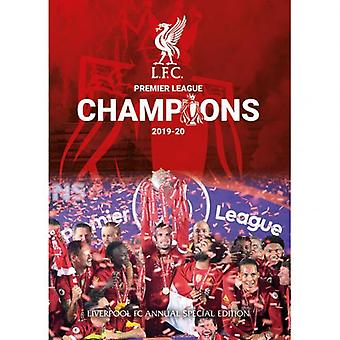 Liverpool Premier League Champions Annual