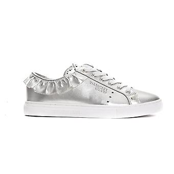 Trussardi Jeans Argento Silber Sneakers TR663003-EU37-US6-5