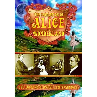 Initiation of Alice in Wonderland: The L [DVD] USA import