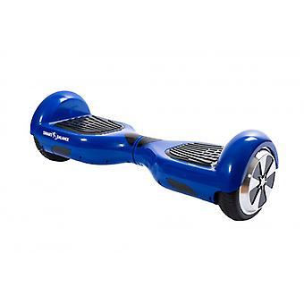Hoverboard 6,5 cala, smart balance™ zwykła niebieska płyta zasilana, silnik 350 Wat