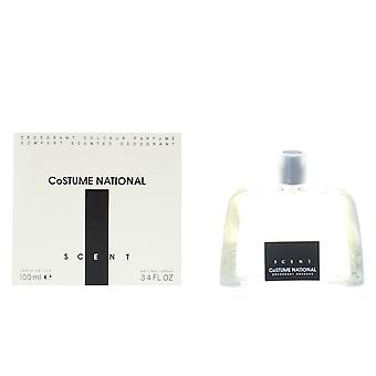 Costume National Scent Deodorant Natural Spray 100ml For Her Women's NEW.