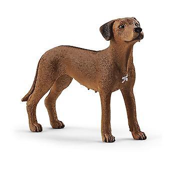 Schleich Farm World Rhodesian Ridgeback Toy Figure (13895)