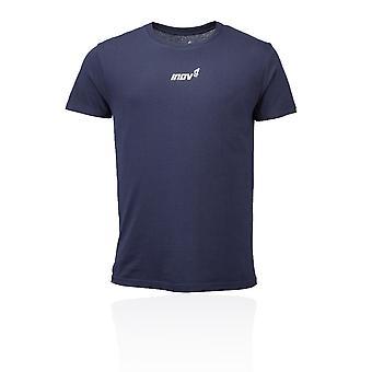Inov8 camiseta obsesionada con el algodón orgánico - SS21