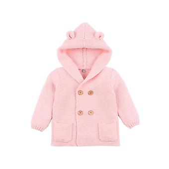 Winter Baby, Jackets Outfits, Warm Autumn, Sweaters, Long Sleeve Hooded Coat