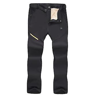 Ski Pants Winter Outdoor Snow Pants, Thick Warm