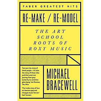 Re-make/Re-model: The Art School Roots of Roxy Music� (Faber Greatest Hits)