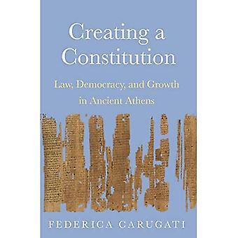 Oprettelse af en forfatning: lov, demokrati og vækst i det gamle Athen