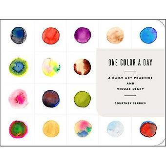 En farve om dagen Skitsebog