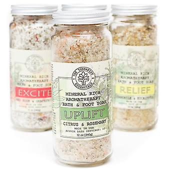 Aromatherapy Uplift Citrus & Rosemary Bath & Foot Soak