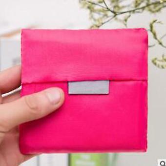 Portable Folding Waterproof Ripstop Shoulder Bag Handbag