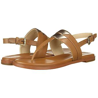 Cole Haan Womens Ainslee Leather Split Toe Casual Slingback Sandals