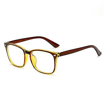 1 Pc Transparent Computer Glasses Spectacle Frame Anti Blue Ray Clear Lens