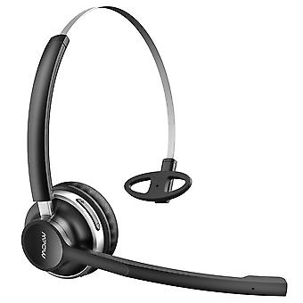 Mpow Hc3 Bluetooth 5.0 Casque double bruit Annulant microphone clair