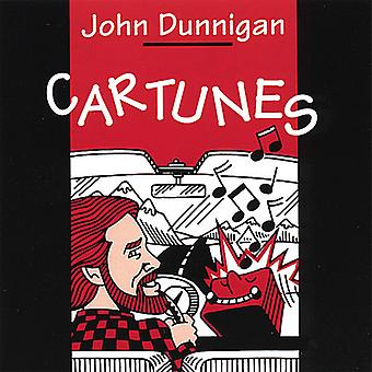 John Dunnigan - Cartunes [CD] USA import