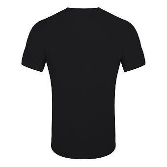 Grindstore Mens I Zet het plezier in funeral t-shirt