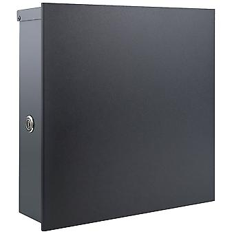 MOCAVI Box 670R Design Letterbox anthracite (RAL 7016)