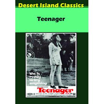 Teenager [DVD] USA import