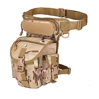 800d Tactical Waterproof Military  Armor Hunting Leg Bag