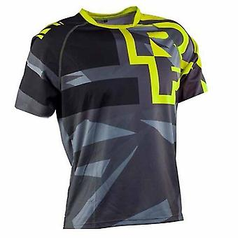 2020 Men's Downhill Jerseys Race Face Mountain Bike Mtb Shirts Offroad Dh