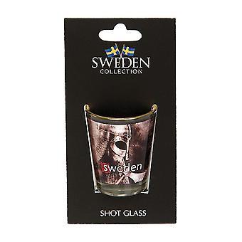 Shotglas Viking Yxa