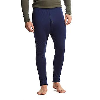 New Peter Storm Men's Thermal Baselayer Pants Navy
