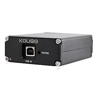 KGUSS Q2 ES9018K2M SA9023 AD823 USB Dac Audio Decoder Headphone Amplifier